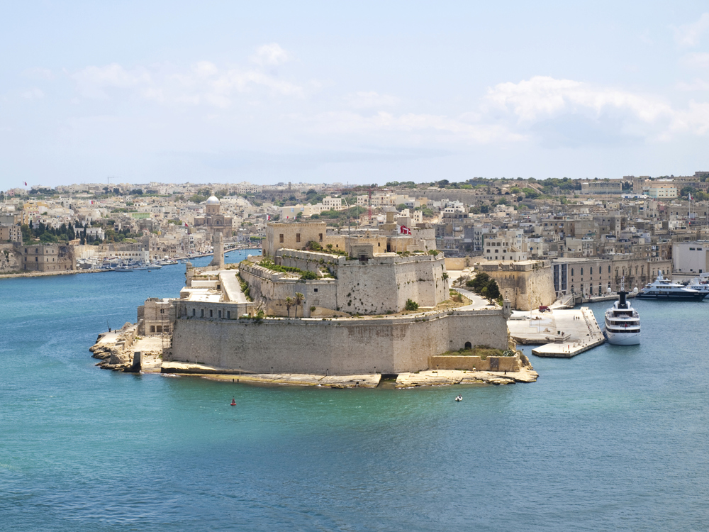 Malta: ahead of the curve. Photo by Top Photo Corporation/Top Photo Group / Getty Images