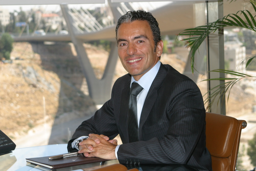 Ghassan Nuqul - the second generation leading the charge