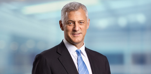 Bill Winters, the new CEO of Standard Chartered