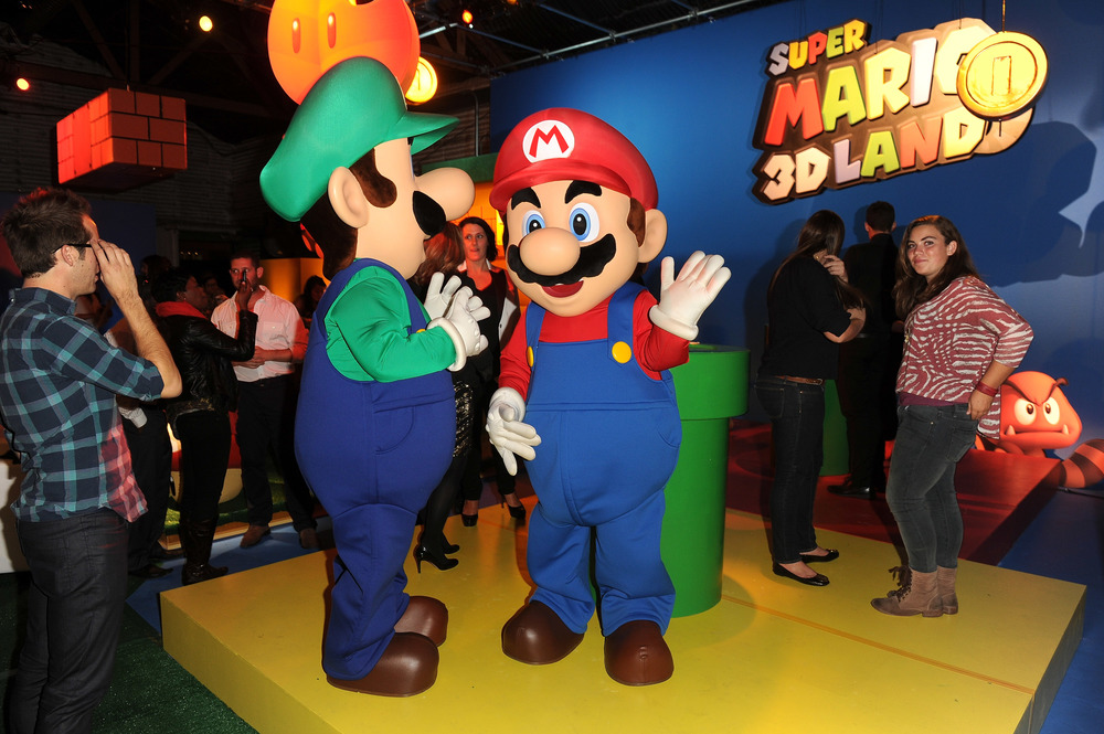 Reinvention:Nintendo's Super Mario,Photo by Jason Merritt/Getty Images Entertainment / Getty Images