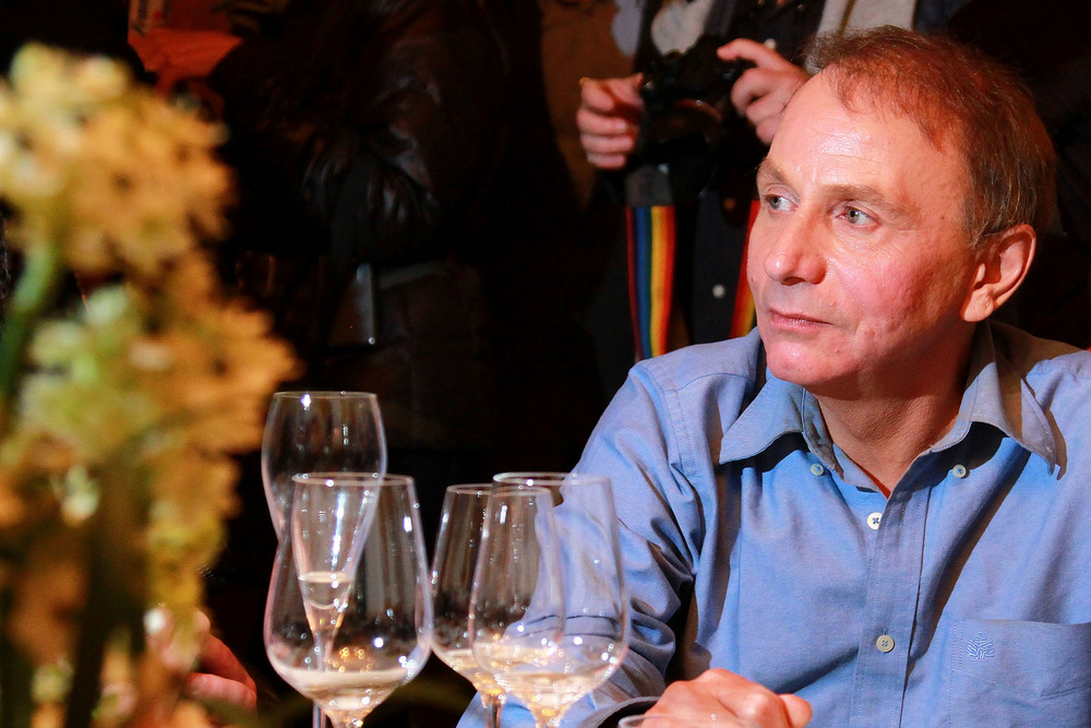 Michel Houellebecq, author of Submission Photo by Richard Bord/Getty Images Entertainment / Getty Images
