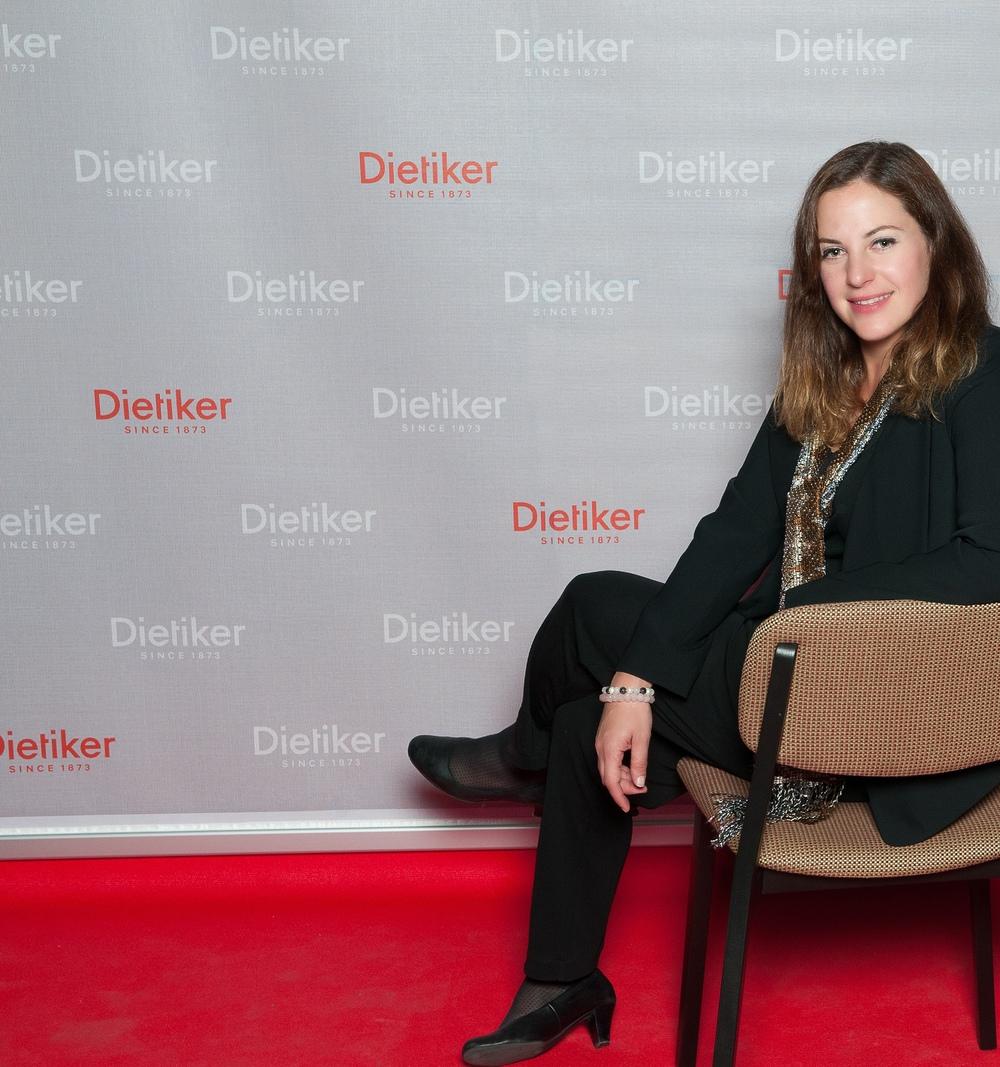 Nathalie Felber - CEO of Dietiker