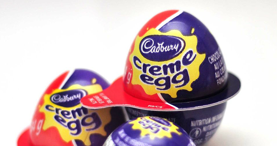 Brands and the family business...Cadbury's Creme Egg
