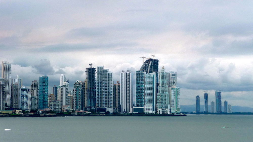Panama City - the Panama Papers might not be too good for less transparent family offices Picture Nico2panama, Open Source