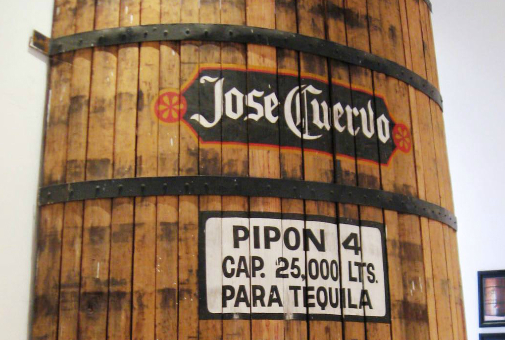 The famous tequila maker considers an IPO  Photo: Thelmadatter