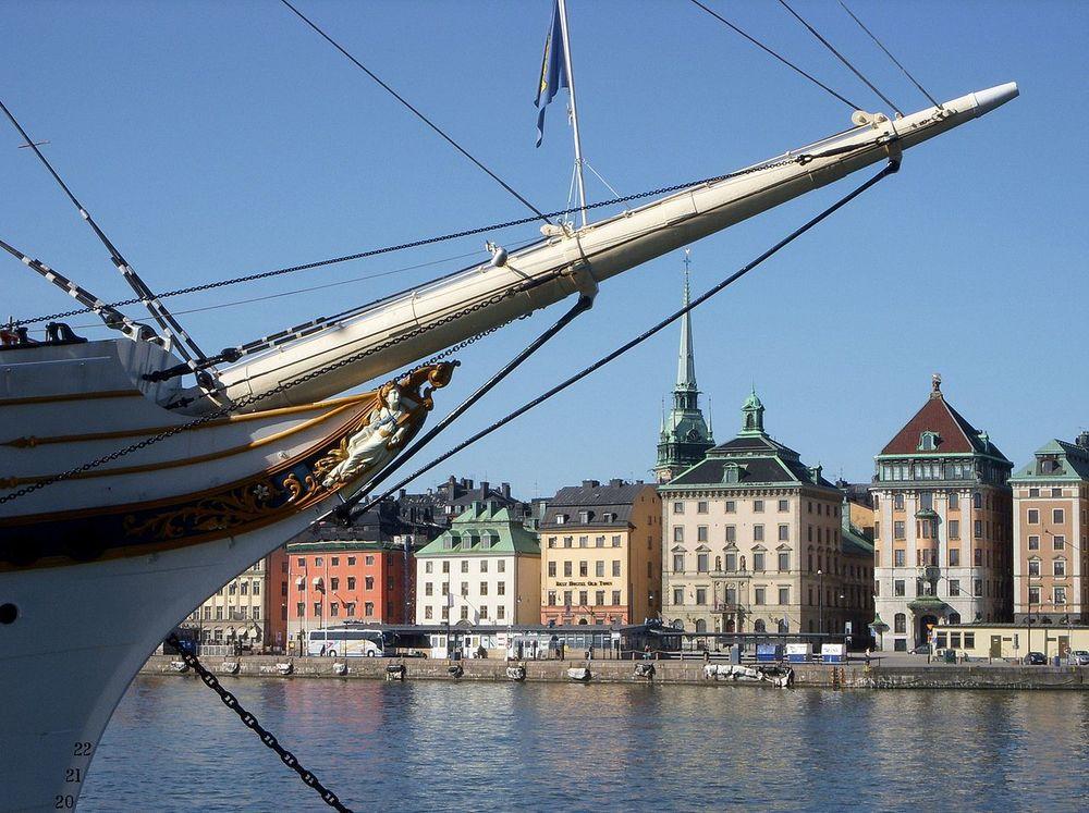 Stockholm   Picture: Holger Ellgaard
