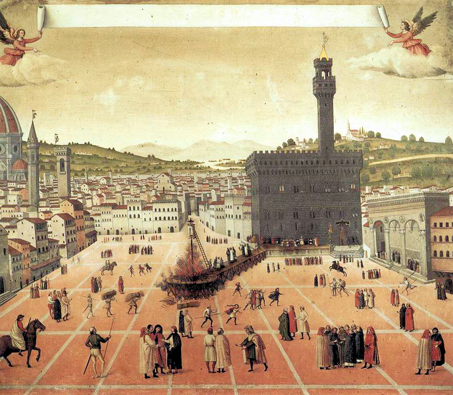 Florence in the 15th century - the rich families are still rich six centuries later
