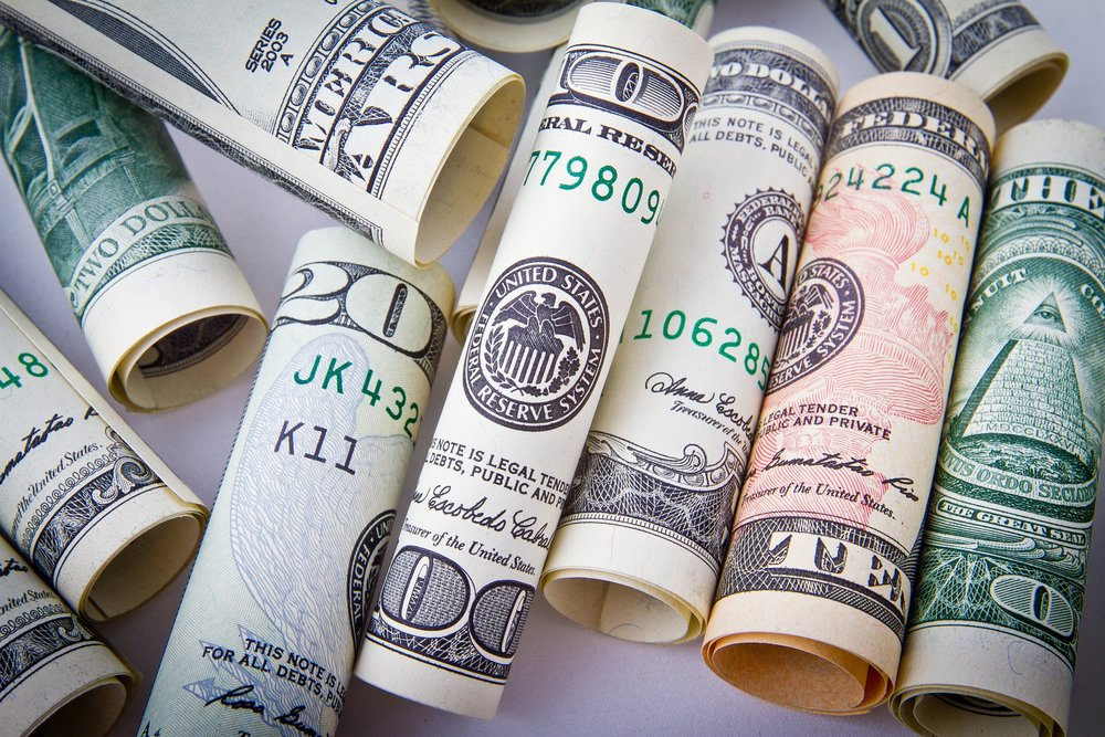 Cash - expensive to hold these days, but it's essential to pay the bills    Photo: Pixabay