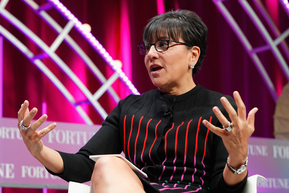 Penny Pritzker, one of the many billionaires from the Pritzker family    Photo by Paul Morigi/Getty Images Entertainment / Getty Images