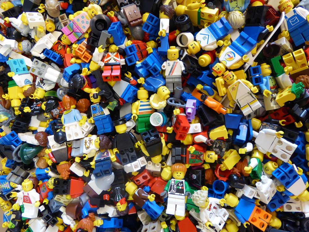 The Lego Group is very aware of the importance of family identity      Picture: Pixabay