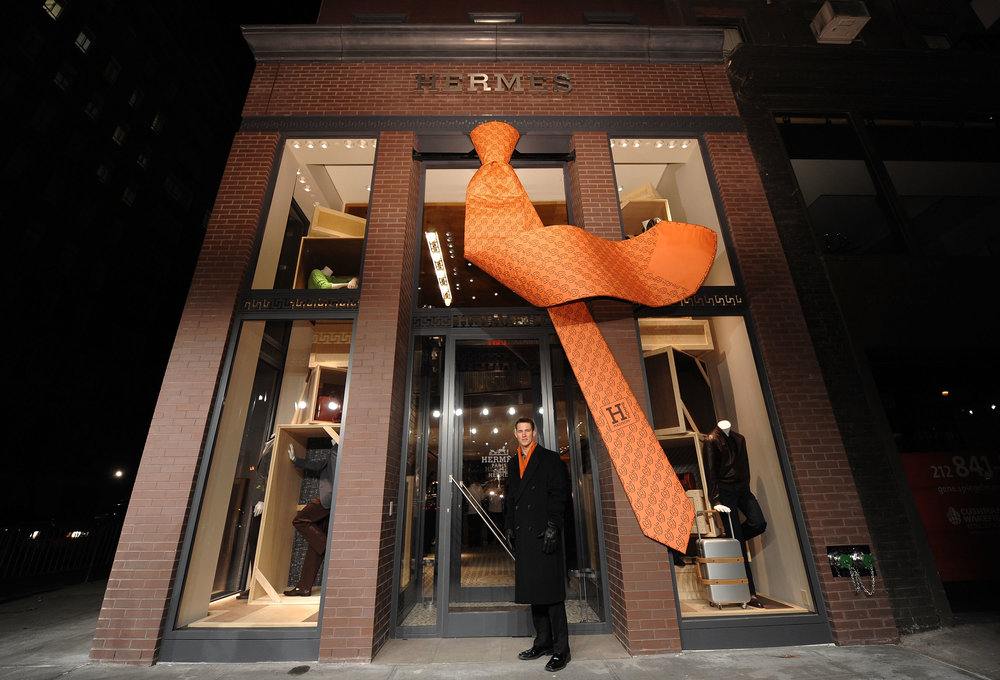 Hermès - now in its sixth generation of family control  Photo by Dimitrios Kambouris/Getty Images Entertainment / Getty Images