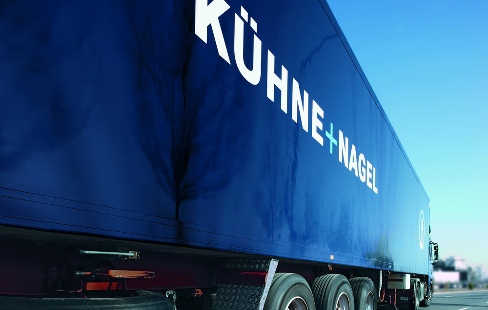Kuehne+Nagel has a lot of trade data and is now selling that data   Photo: Kuehne+Nagel