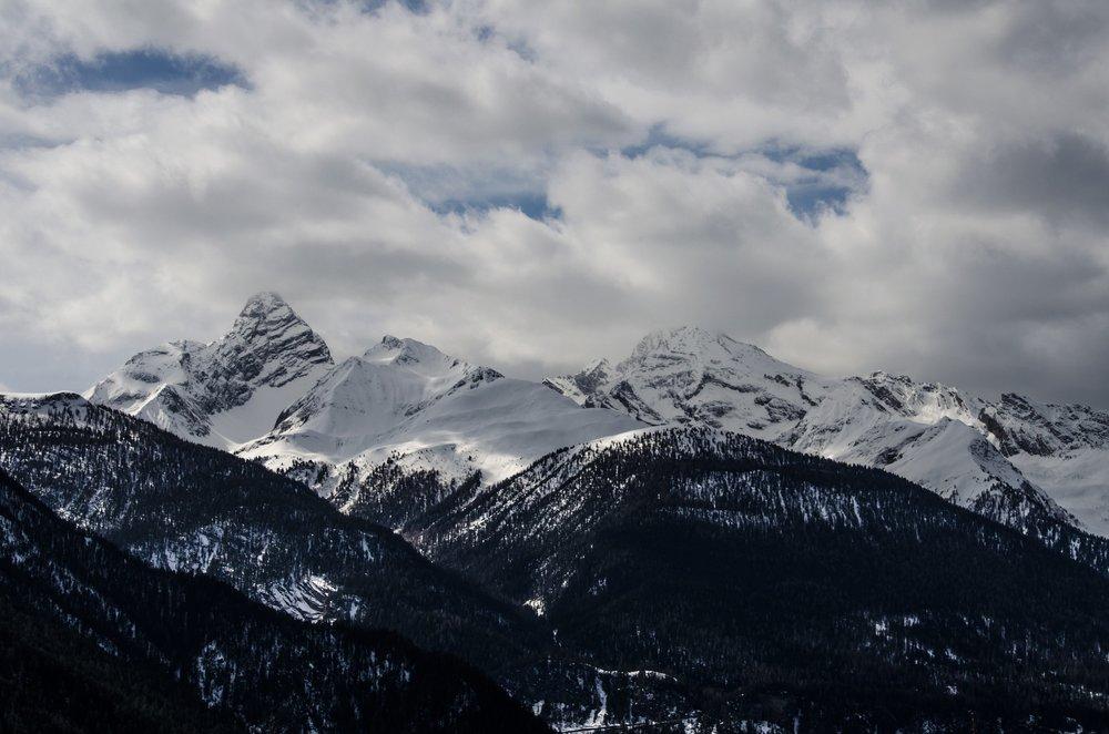 The mountains above Davos  Photo: Pixabay