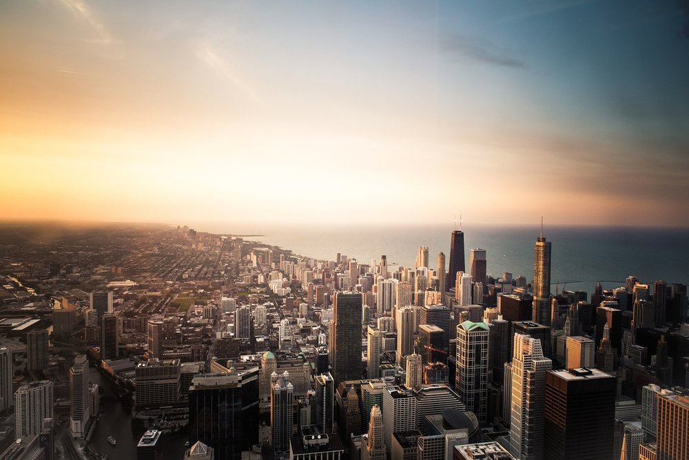 Most of the investment offices are based in Chicago         Photo: Pixabay