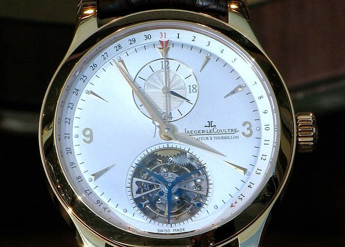 Richemont - the owner of iconic Swiss watch brands like Jaeger-LeCoultre