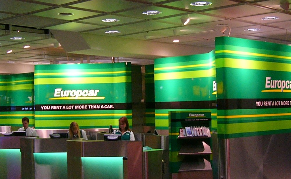 Europcar - one of Eurazeo's main investments        Photo: Wikimedia