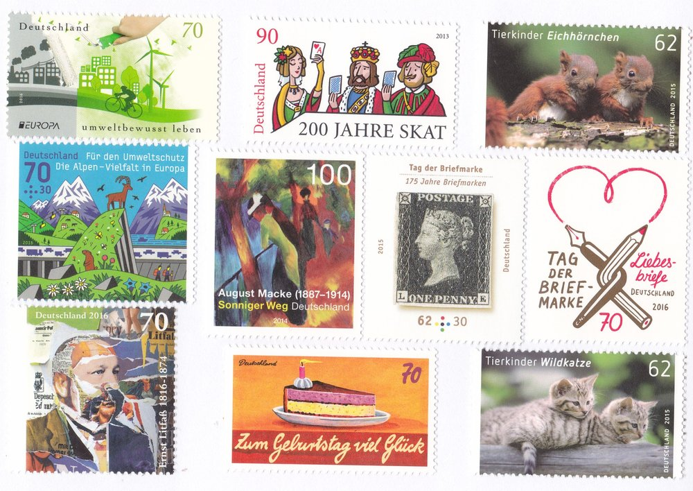 Stamp collecting - German family-owned Leuchtturm Albenverlagfounded in 1971 that sells stamps and coins to collectors has followed the corporate venturing route very successfully Photo: Pixabay