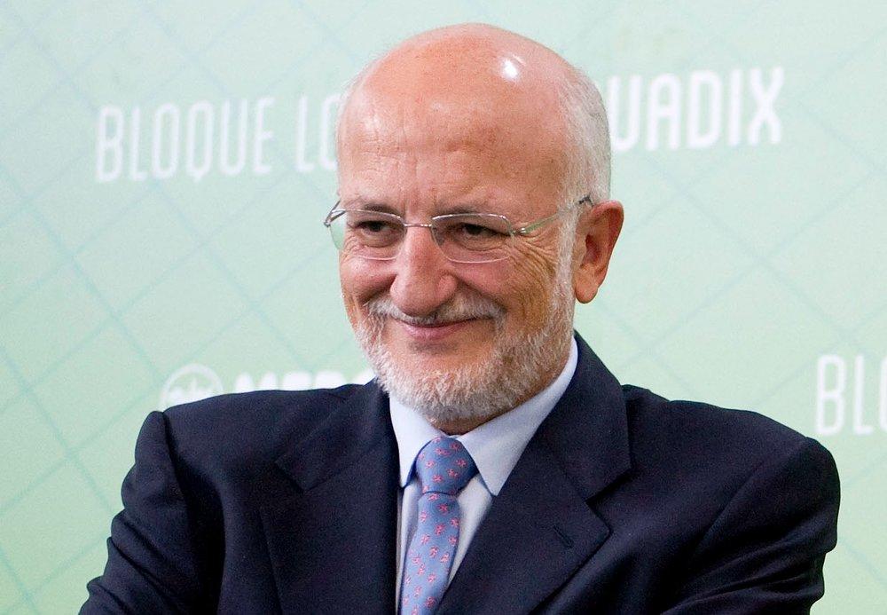 Juan Roig, the man behind the very successful Spanish supermarket chain, Mercadona  Photo: Wikimedia