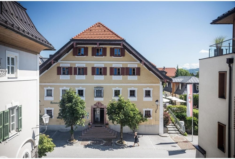 Claims to be the oldest family business in Austria      Photo: Gmachl Hotel