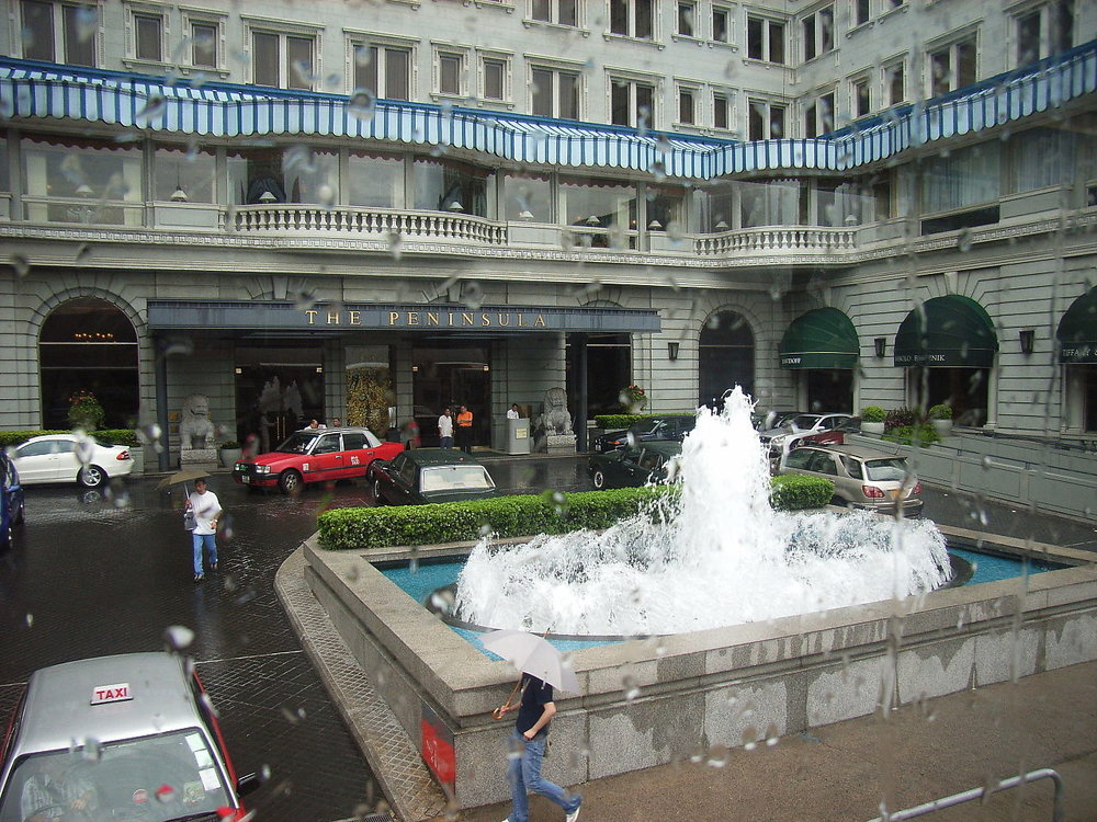 One of Asia's iconic hotels                       Photo: Wikimedia