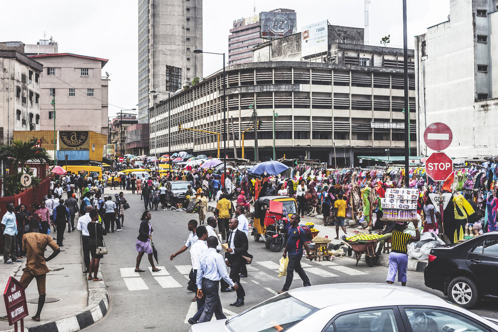 Lagos, Nigeria, where Singularity is based - and where many of its investments are also based  Photo by peeterv/iStock / Getty Images