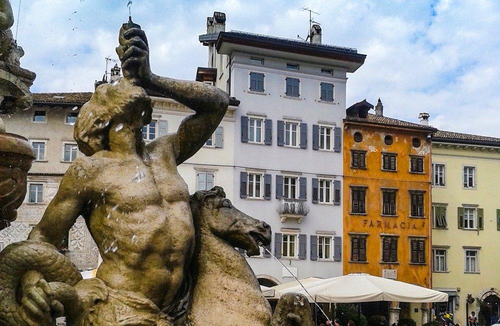 Trento, home of Bertoldi Holdings          (photo:pixabay)