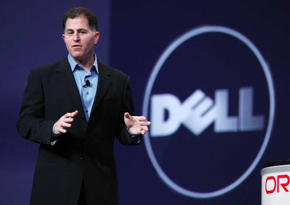Michael Dell. His private investment office MSD Capital is one of the world's biggest. Could it be a benchmark for others to follow when it comes to professionalism?     (Photo by Justin Sullivan/Getty Images News / Getty Images)