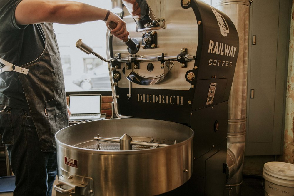 Diedrich Roasters - Bought be CCV and its family office investors in 2016 and well on the way to greater profitability      (Photo: Diedrich Roasters)