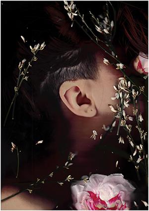 "Tu look masculino , 2014.Photograph. Digital c-type print. 30"" x 45"""