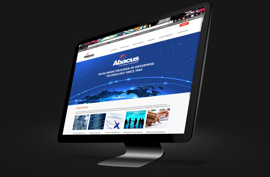 Abacus Technology Corporation Website