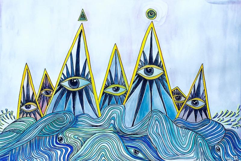 Rachi Tri Eyes