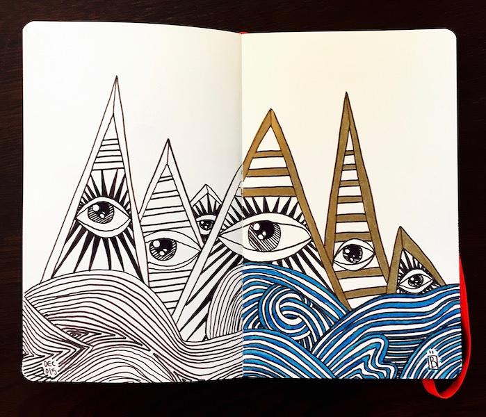 Tri Eye Study Half