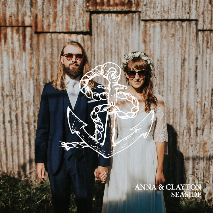 ANNA & CLAYTON | SEASIDE