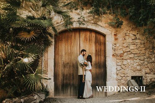 WEDDINGS II