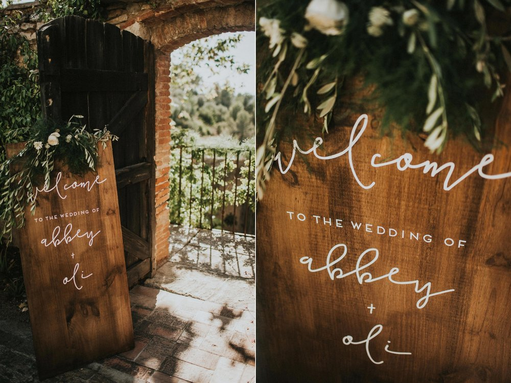 stylish wedding decoration in casa felix by best day ever olivella barcelona spain