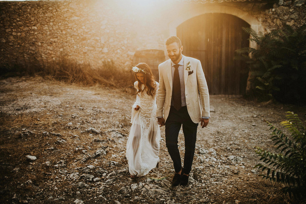 bride and groom portraits golden hour-Edit.jpg