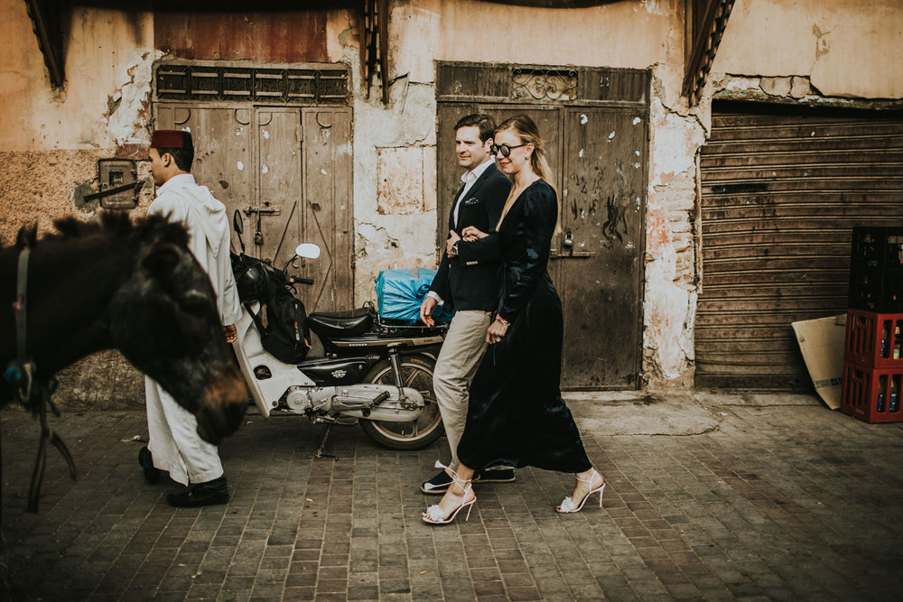 marrakech couple