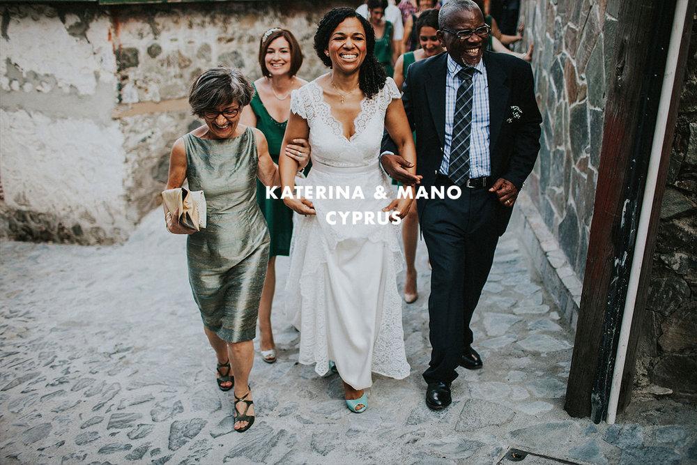 KAT & MANO | CYPRUS