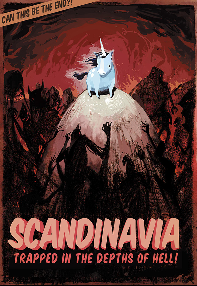 """Scandinavia"""