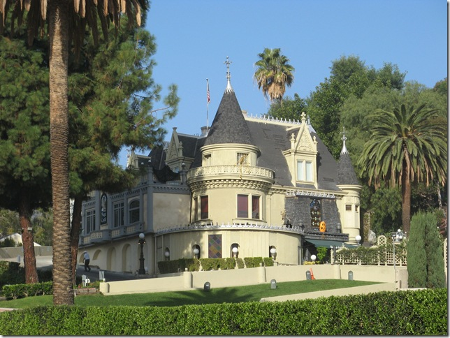 The Magic Castle - Exterior