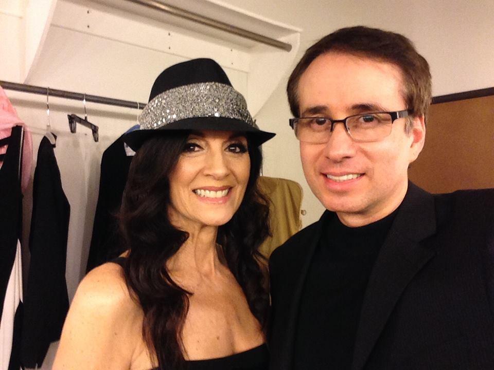 Dee Clark & Lou Serrano