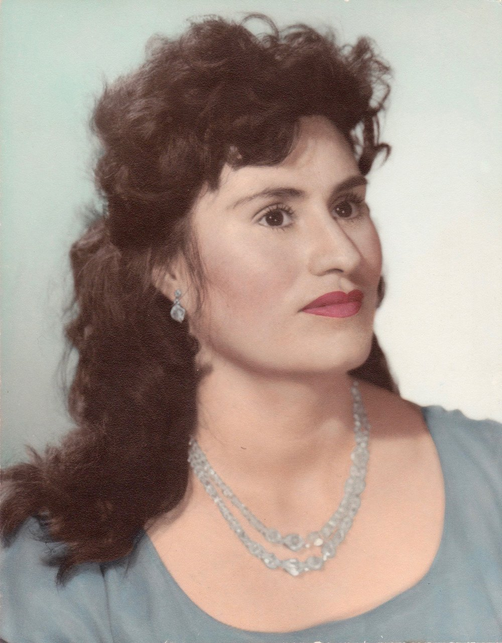 Gloria Orihuela (circa 1955)