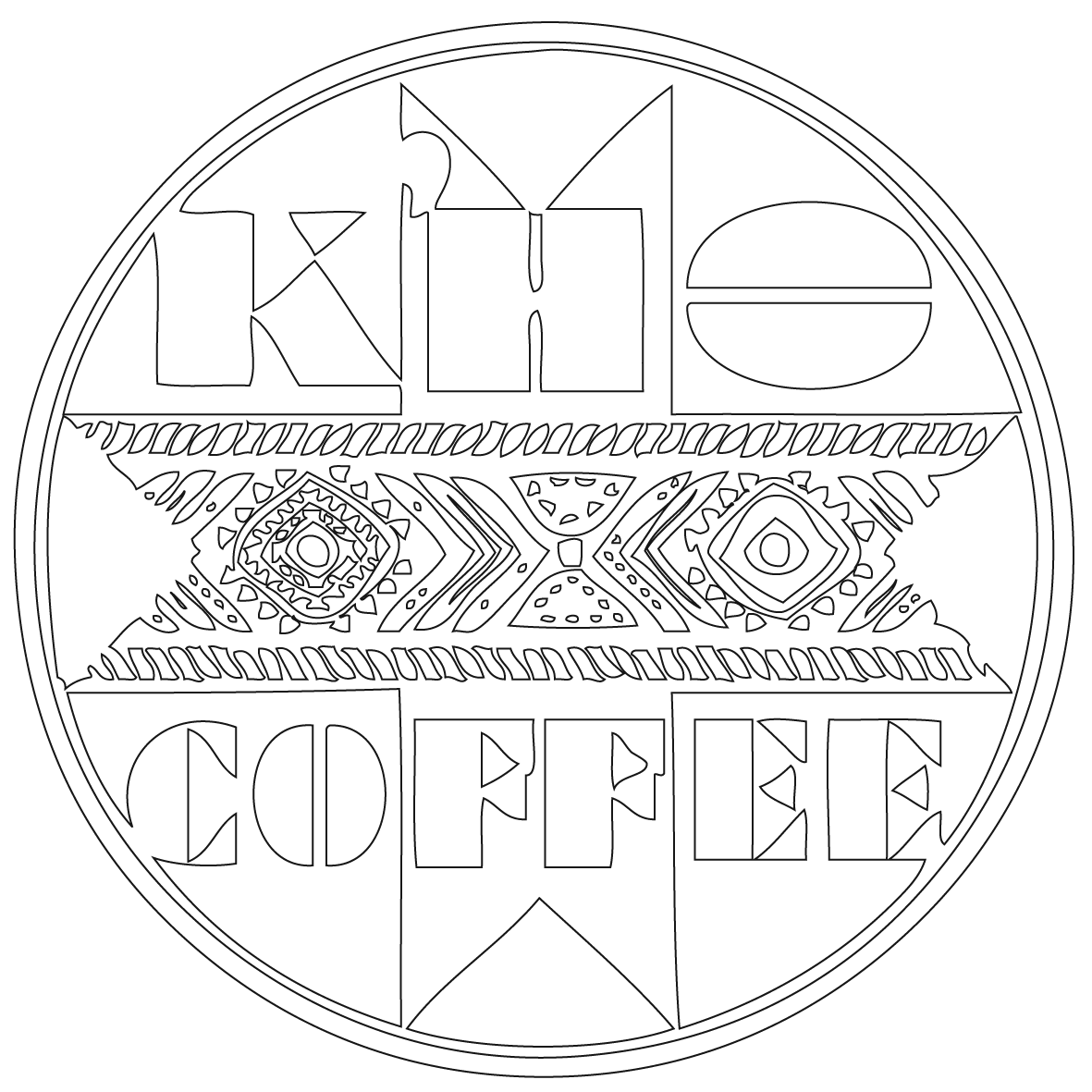 Kho Coffee The Montagnards A Group Of Ethnic Minority Kho Tribes
