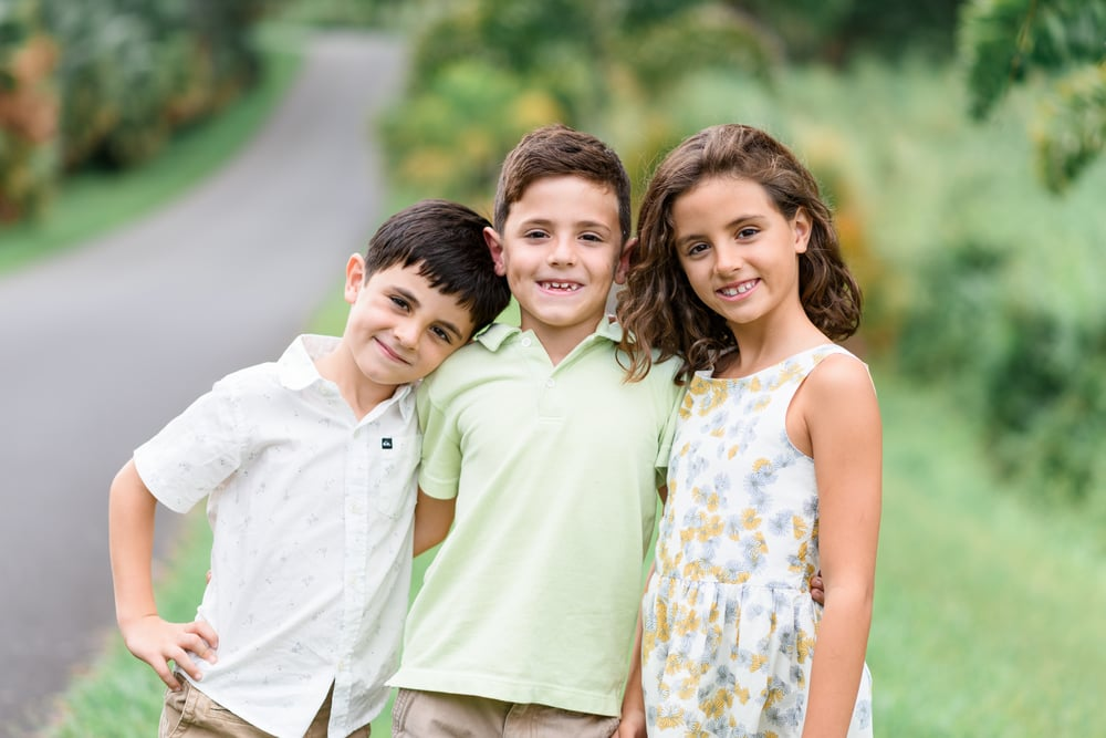 Oahu Family Photographer - Hawaii Family portrait session