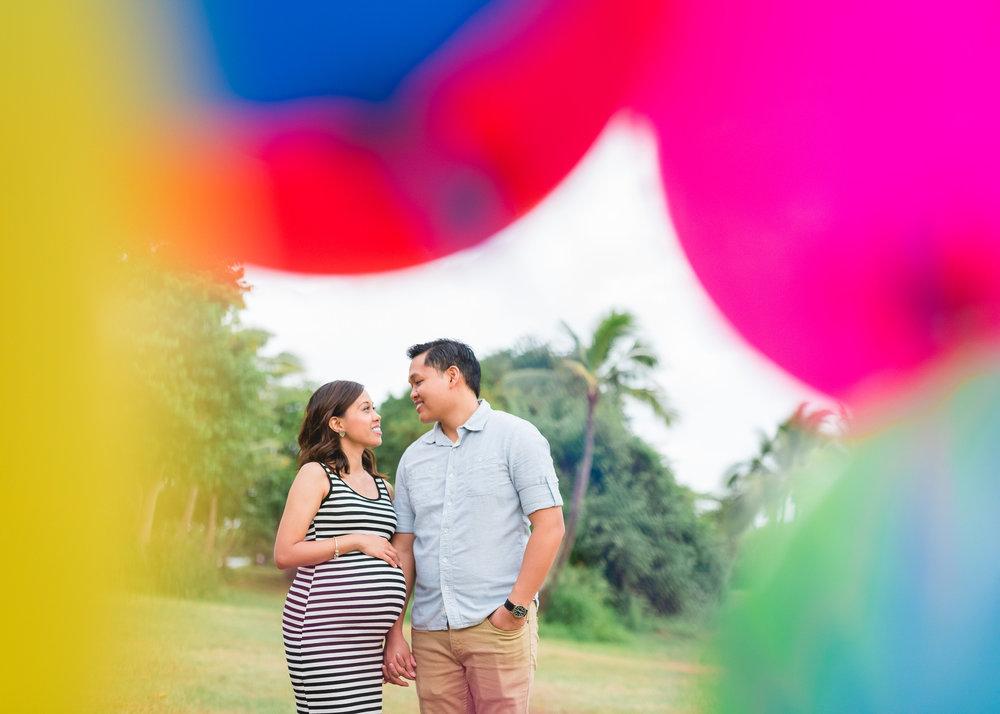 Oahu Maternity photographers | Ewa Beach