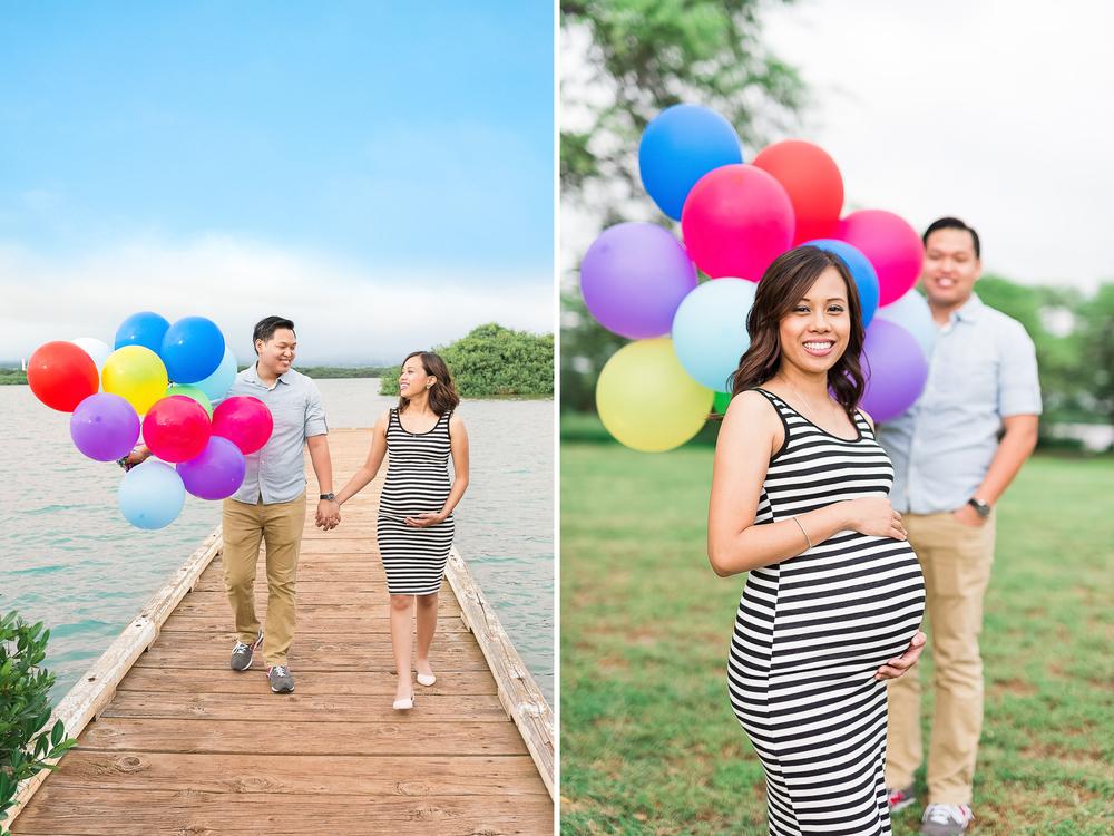 Honolulu Maternity Photographer