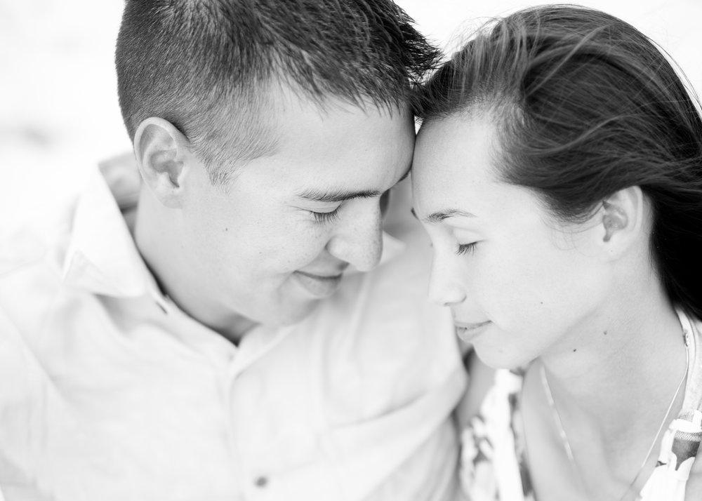 Memphis Photographer - Engagement Portrait Session