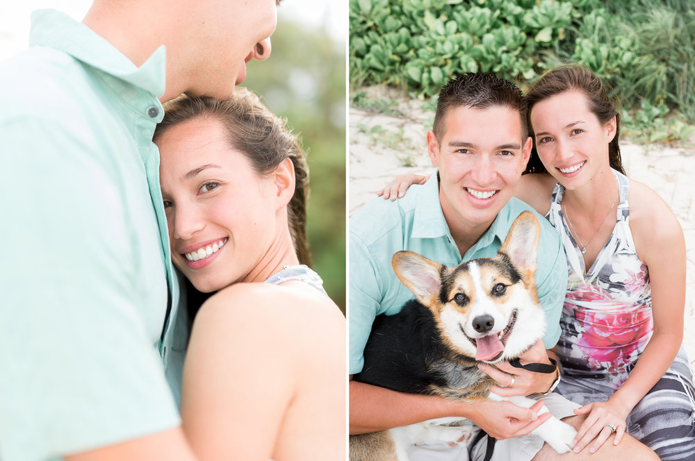 Engagement, Couples, Wedding Photographer in Oahu, Hawaii | Caroline Wilhite Photography