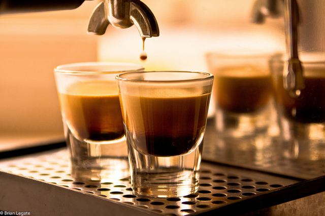 Espresso - Try a single or double