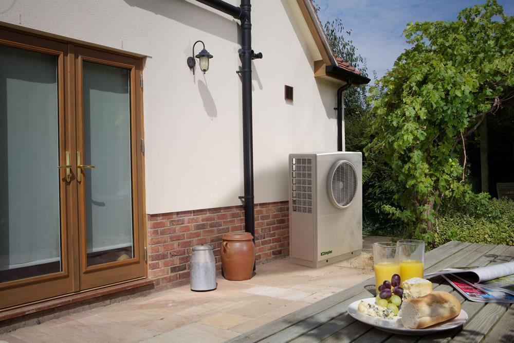 Dimplex-A-Class-Air-Source-Heat-Pump-Garden
